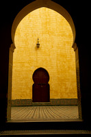 Mosque in Meknes